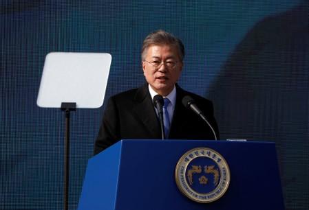 Líder sul-coreano diz que manterá sanções contra Coreia do Norte apesar de cúpula