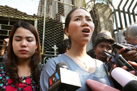 Tribunal de Mianmar rejeita recurso de repórteres da Reuters presos