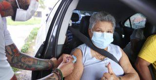vacinação pandemia