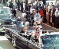 John Kennedy em Novembro de 1963
