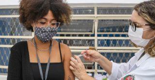 vacinação sp pandemia